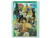 Puzzle - One Piece - New Group No 2 (1000 pc) Glow in the Dark Licensed ge4041