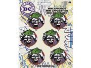 Patch - DC Comics - Joker Head Set Iron On Gifts New Toys p-dc-0132-s 9SIA77T3H29242