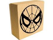 Rubber Stamps - Marvel - Spiderman Mask New Toys Licensed rs-mvl-0001 9SIA77T3J53139