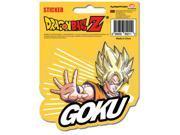 Sticker - Dragon Ball Z - New SS Goku Anime DragonBall Licensed ge89211 9SIA77T2KV8243