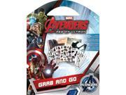 Grab & Go Stickers - Marvel Avengers 2 - Age of Ultron New Decals st9134 9SIA77T3RJ5933