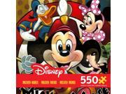 Puzzle - Ceaco - 550 Piece Disney Mickey Mouse Lead of the Club Games Toy 2319-2 9SIA77T3RY0805