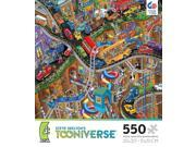 Skeltons Moving Parts 550 Piece Puzzle by Ceaco