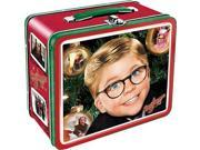 Lunch Box - A Christmas Story New Metal Tin Case Licensed 48116