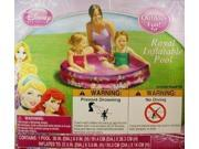 Inflatable Pool Disney Princess 36x8 New 27714PRN