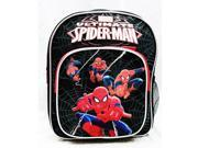 Mini Backpack - Marvel - Spiderman Activity Black School Bag New us24793 9SIA77T2MC8010