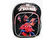 Mini Backpack - Marvel - Spiderman Activity Black School Bag New us24793 9SIA77T2MC8010