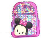 Backpack - Disney - I Love Tsum Tsum Line School Bag New 126890