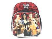 """Mini Backpack - WWE - School Bag 10"""" New 810372"""