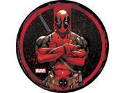 Sticker - Marvel - Deadpool - Circle New Toys Licensed s-mvl-0061 9SIA77T4687468