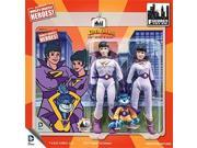 "Action Figures - DC Superfriends #1 The Wonder Twins w/Gleek 8"""" DCSF2PK01"" 9SIA77T47M2886"