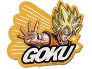 Sticker - Dragon Ball Z - New SS Goku (No Hook) DragonBall GT Licensed ge55004 9SIA77T2KV9205