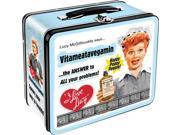 Lunch Box - I Love Lucy - Vitameatavegamin Tin Case Licensed Gifts Toys 48114 9SIA77T3749680