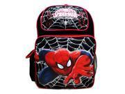 Backpack - Marvel - Spiderman Web Black New A05768 9SIA77T4FR3237
