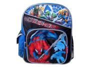 Small Backpack - Marvel - Spiderman Black & Blue New 500573 9SIA77T4FR5553