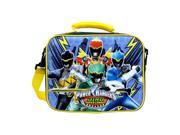 Lunch Bag - Power Rangers - Dino Super Charge Boys New pr30187 9SIA77T4M59727