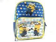 """Mini Backpack - Despicable Me - Minions Look At You 10"""""""" New 136592"""" 9SIA77T4CK0454"""