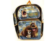 "Backpack - The Secret Life of Pets - Max, Duke, Mel 16"""" School Bag New 136752"" 9SIA77T4RM5730"
