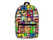 Backpack Nintendo Super Mario Villains Sublimated New bq2xiksmb