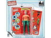 """Action Figures - DC Retro Mego Aquaman Webbed Hand Series Red 8"""""""" DCMEGO201"""" 9SIA77T4W98204"""