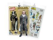 """Action Figures - DC Comics Batman Retro Series 4 Ras Ah Guhl 8""""""""  BMR403"""" 9SIA77T4W98051"""