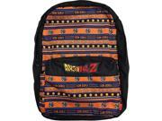 Backpack - Dragon Ball Z - Son Goku Orange New Licensed ge84664 9SIA77T4X46983