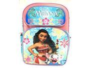 "Backpack - Disney - Moana - Adventurous Teenager Girls 16"""" New 696672"" 9SIA77T58R1549"