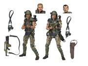 "Action Figure - Aliens - 7"""" Private Hudson & Corporal Hicks New 51643"" 9SIA0195N01733"