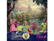 Puzzle - Ceaco - 750 Piece  Disney Dreams #3 Sleeping Beauty New Toys 2903-8 9SIA77T41E5658
