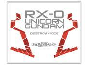 Blanket - Gundam UC - New Unicorn Gundam Destroy Mode Throw ge57597 9SIA77T3DK7518