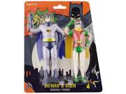 "Action Figures - DC Comics - Batman & Robin 5.5"""" Pair Classic TV Series dc-3932"" 9SIA77T35U7077"