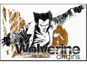 Magnet - Marvel - Wolverine Origins Licensed Gifts Toys m-mx-0007 9SIA77T2M88151