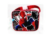 Lunch Bag - Marvel - Spiderman Black Hero Kit Case Anime New a02199 9SIA77T2KM6577