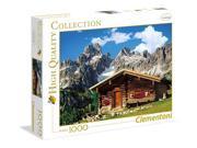 Puzzle - Creative Toys - Austria, The Mountain House 1000 pc Jigsaw Games 39297 9SIA77T5UY7115