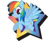 Magnet - My Little Pony - Rainbow Dash Licensed Gifts Toys 95146 9SIA77T2N03224