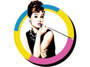 Magnet - Audrey Hepburn - Circle Licensed Gifts Toys 95155 9SIA77T2N02923