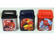 Flip Lid Desktop Tin - Marvel - Spiderman Metal Box New 708707 (1 Style Only) 9SIA77T2KW0407
