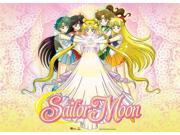 Princess Serenity with Inner Senshi Sailor Moon Wall Scroll [WIDE] GE Animation 9SIA77T2MH7787