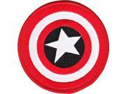 Patch - Marvel - Captain America Shield Logo Iron On Licensed Gifts p-mvl-0002 9SIA77T2MX0168