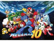 Fabric Poster - Mega Man 10 - New Mega Man 10 Key Art Wall Scroll ge77676 9SIA77T2KV6958