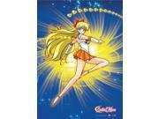 Wall Scroll - Sailor Moon - New Sailor Venus Hearts Anime Fabric Art ge60737 9SIA77T2MH7991