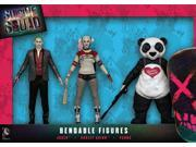 Action Figures - Suicide Squard - Movie Boxed Set Joker Harly Quinn Panda dc-3967 9SIA77T5V27232