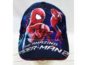 Baseball Cap - Marvel - Spiderman Blue Hat Kid Boys Toys  New SPA2-32 9SIA77T5W94860
