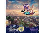 Puzzle - Ceaco - 750 Piece Disney Dreams series 3 Aladdin New Toys 2903-7 9SIA05U58E9107