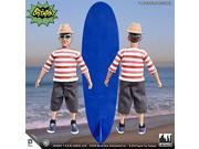 "Action Figures - Batman TV 1966 Surfing Chief O Hara w/Surfboard 8"""" BMTV023"" 9SIA77T47M4377"