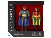 Action Figures - Batman - Animated Series w/Robin Bendable dc-3958 9SIA77T6D64351