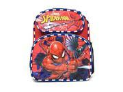Small Backpack - Marvel - Spiderman - Blue/Red New 695248-2 9SIA77T6YC8758