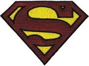 Patch - DC Comic - Superman - Glitter Logo Iron On Licensed Gifts Toys p-dc-0025 9SIA77T2M88778