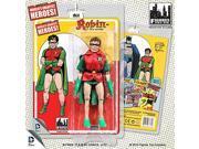 "Action Figures - Batman Retro First Appearances #1 Robin Green Cape 8"""" BMFA105"" 9SIA77T47M3500"