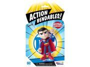 "Action Figures - DC Comics - Superman Bendable 4"""" New ab-5002"" 9SIA77T77Z2666"